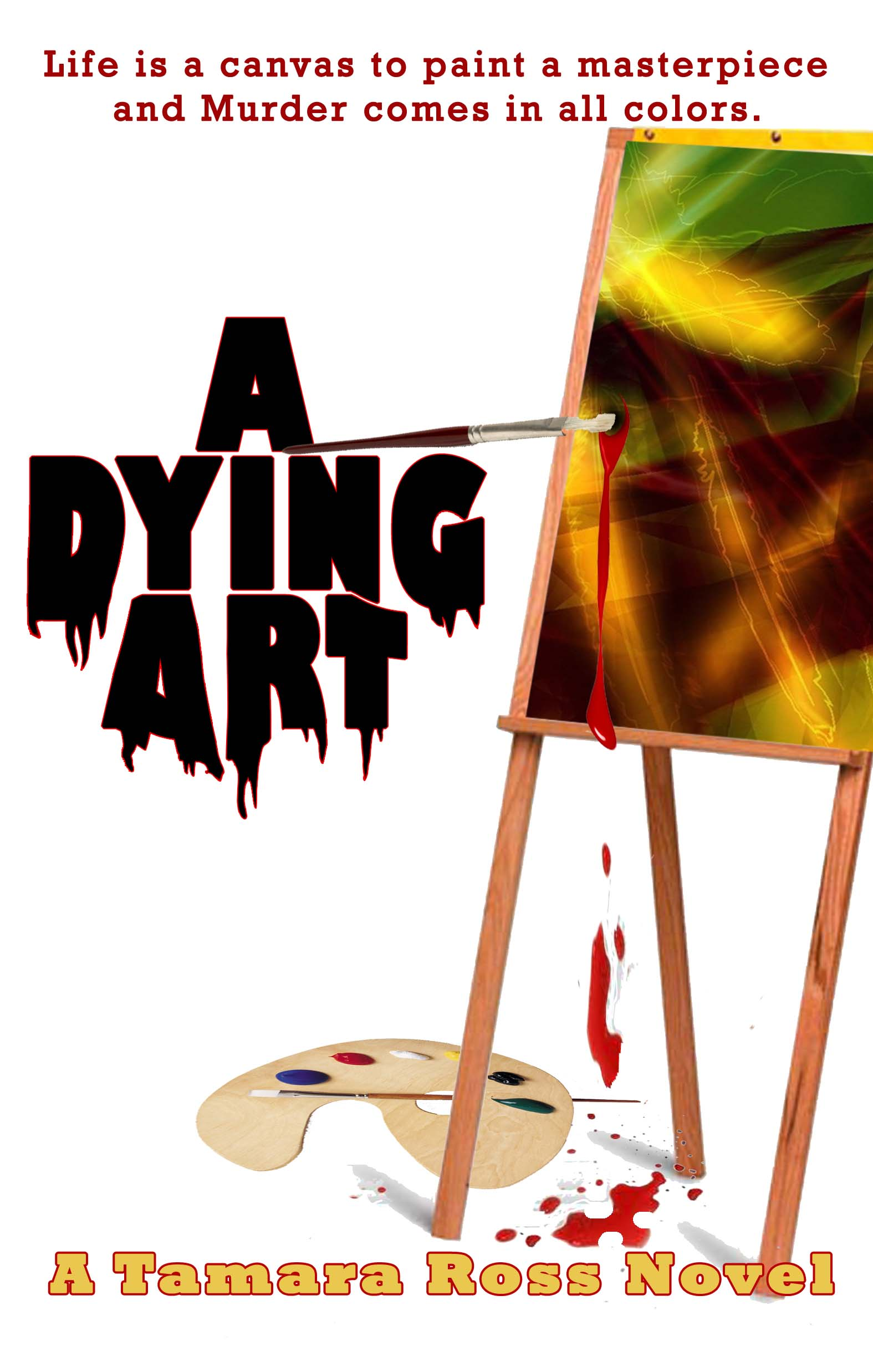 A Dying Art Book Cover
