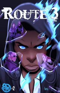 Final Route 3 #2 Cover