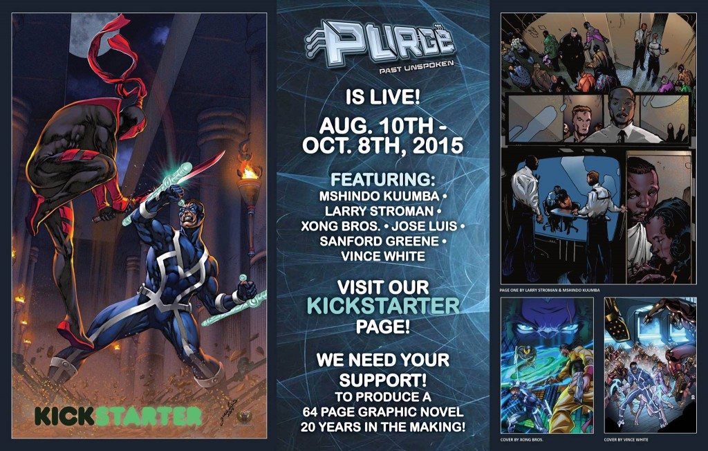 Purge: Past Unspoken
